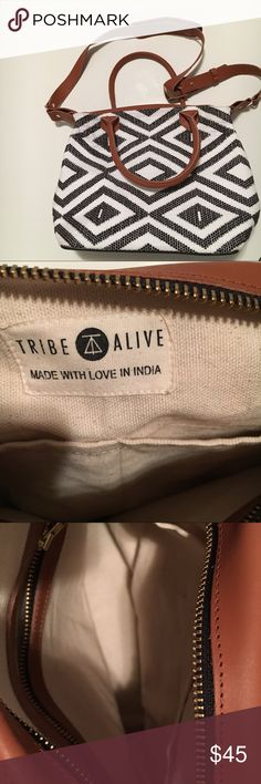 Tribe Alive bag Tribe Alive bag made in India Tribe Alive Bags Totes