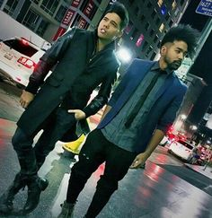D-Trix & Ryan Conferido