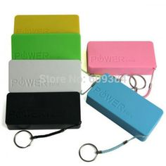 5600mAh Mobile Power Portable External Battery Pack Power Bank for iphone 5 4S 5S Samsung S4 S3 all Mobile Phone+Micro USB Cable