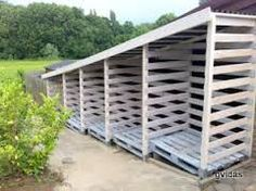 Gvidas Garten Source by kerstingerst ideas Outdoor Firewood Rack, Firewood Shed, Firewood Storage, Outdoor Storage, Woodworking Projects That Sell, Woodworking Plans, Wood Storage Sheds, Wooden Pallets, Outdoor Projects