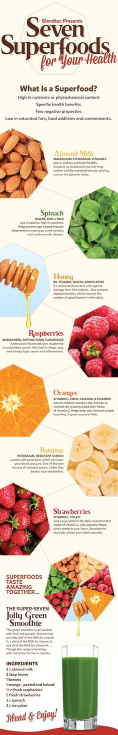 Superfoods for Your Health http://bit.ly/1hmWhY1