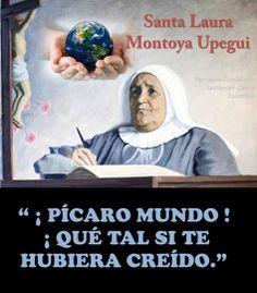 Santa Laura Montoya U..