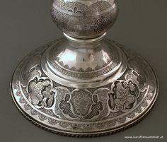 Parvaresh - Persian - silver - Isfahan