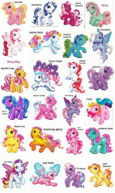 my little pony cartoon I loved these when I was little! Vintage My Little Pony, My Lil Pony, My Little Pony Tattoo, Original My Little Pony, 90s Childhood, Childhood Memories, Retro Toys, Vintage Toys, Filly