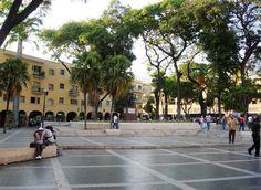 PLAZA DE MIRANDA CARACAS VENEZUELA
