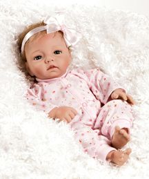 Paradise Galleries realistic-looking infant dolls
