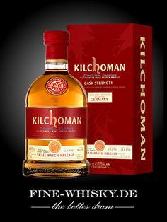 Kilchoman Small Batch Release for Germany 2016