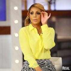Eyelash trends are getting bigger, longer, and bolder by the minute... so we're putting on an Eye-Lashion Show & @TamarBraxtonHer is our model!