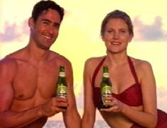 "Read more: https://www.luerzersarchive.com/en/magazine/commercial-detail/heineken-23189.html Heineken Heineken ""Photo"" [00:50]# A young couple are having a picnic in a beautifully exotic South Sea beach scenery. After clicking the delay timer on, they pose in front of the setting sun with their bottles of Heineken, only to be blotted out by a kangaroo jumping into the frame just as the shutter is released. Tags: Bartle Bogle Hegarty (BBH), London,Chris West,Heineken,Rosie Arnold,Oil Factory…"