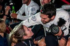 Leg 4 to Auckland - Arrivals | Volvo Ocean Race 2014-2015