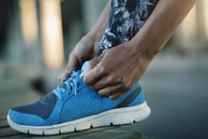10 Ways to Invest Your Refund in Fitness: Walking Shoes