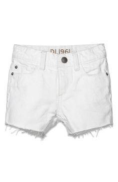 Toddler Girl's DL1961 'Lucy' Cutoff Shorts