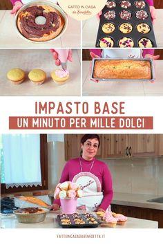 Cake Mixture, Plum Cake, Food Cravings, Afternoon Tea, Ricotta, Food Videos, Nutella, Cake Recipes, Buffet