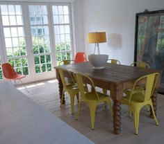 julie murphy's dining room - I don't know who julie Murphy is but i sure like her dining room!