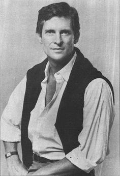 Sherlock, Jeremy Brett. He was my favorite Sherlock for years, still love him. // looking a little Solo here....