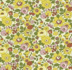 betsy jaune, coloris japonais