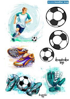 Our goal is to keep old friends, ex-classmates, neighbors and colleagues in touch. Soccer Birthday Cakes, Soccer Cake, Draw Character, Sports Themed Cakes, Cake Templates, Sport Cakes, Mother Art, Sport Craft, Cute Girl Drawing