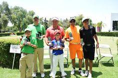 Torneo de golf del día del padre en Pulgas Pandas, todo un éxito ~ Ags Sports