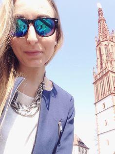 Sunny Day in Würzburg!  Break