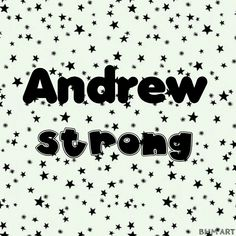 Andrew - strong ⭐