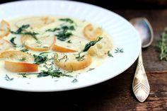 zupa serowa z grzankami Thai Red Curry, Cooking, Ethnic Recipes, Blog, Kitchen, Blogging, Brewing, Cuisine, Cook