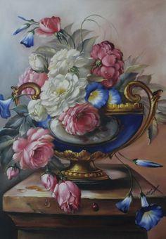 Trabalhos da professora Maria Madalena (pintura iiem tela) Trabalhos da professora Maria Madalena (pintura em ...