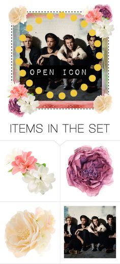 """""""/open icon/"""" by one-direction-harry ❤ liked on Polyvore featuring art"""