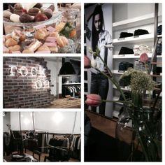 Our new interior @RUYS fashion Deurne | rock on | interior | flowers | shop  www.ruysfashion.nl