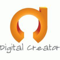 Digital Creator Logo. Get this logo in Vector format from http://logovectors.net/digital-creator/