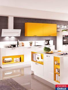 Gelbe Küche | 18 Besten Gelbe Kuchen Bilder Auf Pinterest In 2018 Kitchen Yellow