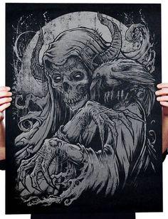 King_of_the_rotten-godmachine-gicle_digital_print-trampt-41860m