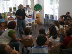 02-05-2014 Hora del Cuento con Taller de Juglares.