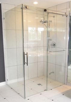 Our Custom Frameless Gl Shower Doors Work With Any Look That You