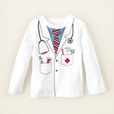 doctor graphic tee...So have to get my boys this!