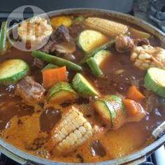 Mole de olla tradicional @ allrecipes.com.mx