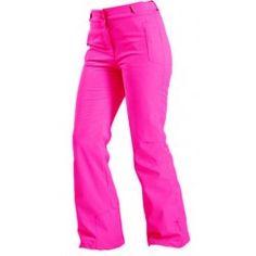 Pantalon de ski Linda Degré7 rose néon
