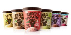 Taywell: Sweet Rebellion — The Dieline - Package Design Resource