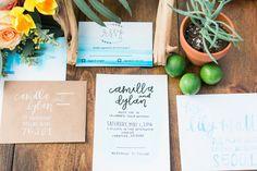 Colorful Fiesta Wedding Inspiration | Lauren Buman Photography | Bloom & Blueprint Event Co. | Reverie Gallery Wedding Blog