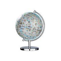 """Globe Of Venice 6"""", $20, now featured on Fab."""