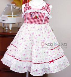 #Child, #Dress, #Piano, #Cotton,