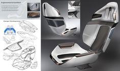 6th Term Interior Projekt on Behance