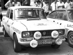 Moskvitch 1600 Rallye 1976