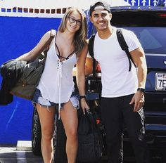 Alexa and Carlos PenaVega