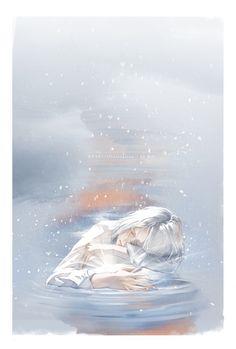 Re° ✎ Art : white light