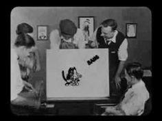 """Alice's Wonderland"" (1923)- Walt Disney's Laugh-O-Grams/ Walt Disney's ..."