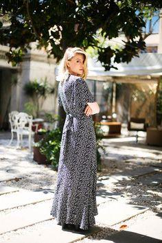 7 vestidos para 90 días de verano, por Gigi Vives © Josefina Andrés / Realización: Miriam Mira