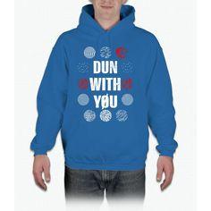 Dun With You Twenty One Hoodie