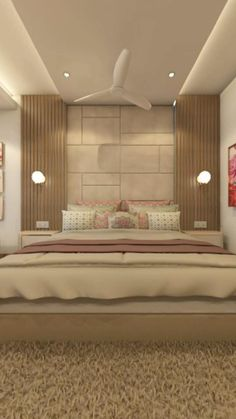How to make your bedroom cozy and relaxing! Modern Bedroom, Bedroom Furniture Design, Master Bedroom Design, Minimalist Bedroom, Master Bedroom Interior Design, Ceiling Design Living Room, Modern Bedroom Interior, Room Design Bedroom, Bedroom False Ceiling Design