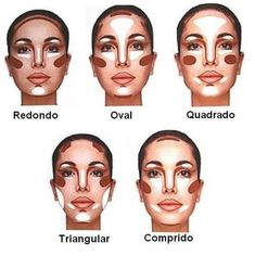1 - Repense o conceito de contorno Muitas mulheres ainda tem receio de aplicar os produtinhos para criar o contorno do rosto. Love Makeup, Makeup Inspo, Makeup Inspiration, Hair Makeup, Girls Makeup, Glam Makeup, Face Contouring, Contour Makeup, Contouring And Highlighting