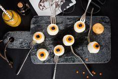 Monster-Torte und Snacks für Halloween – schockierend gut! 1 Halloween Snacks, Desserts, Food, Drinks, Monster Cakes, Halloween Party Recipes, Bakken, Essen, Birthday